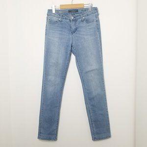 Liverpool   Abby Skinny Light Wash Denim Jeans 4